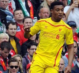 Jordan Ibe - Could save LFC a few quid!